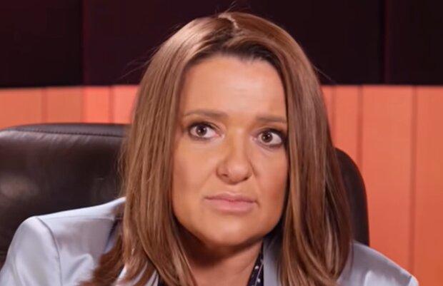 Наталя Могилевська, кадр з відео