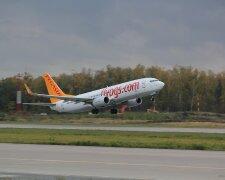 Pegasus Airlines нові відкриває авіарейси з Києва до Туреччини