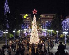 Католицьке різдво відзначається в середу 25 грудня, grekomania