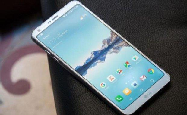 LG G6 перевірили на міцність ножем