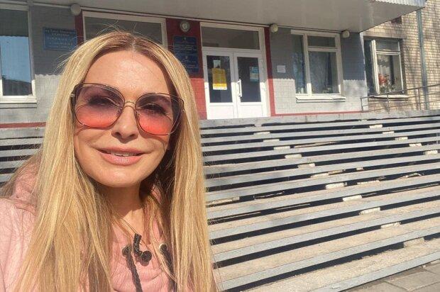 Ольга Сумская, фото c Instagram