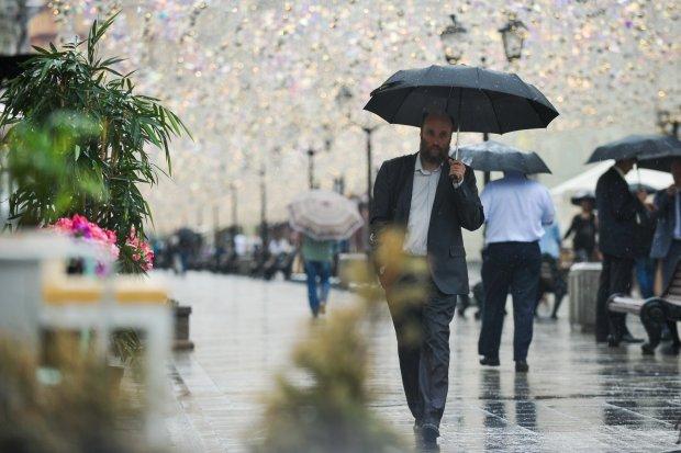 Погода в Днепре на 29 июня: подмочит не на шутку, не забудьте взять зонтики
