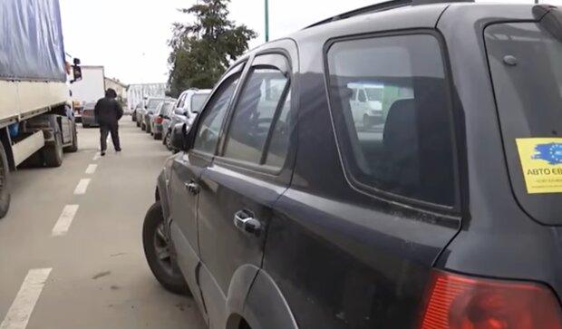 Евробляхи, кадр из видео