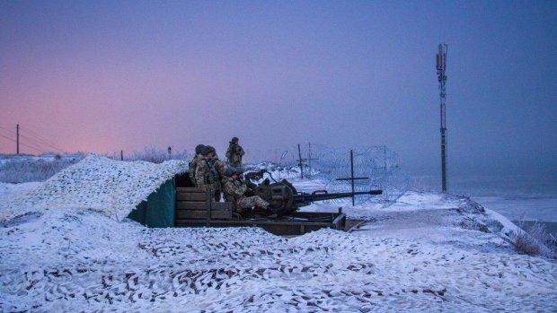 Украинские воины в щепки разнесли бронетехнику боевиков, ждут следующую цель: видео