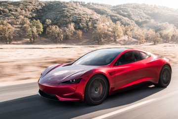 Авто Tesla