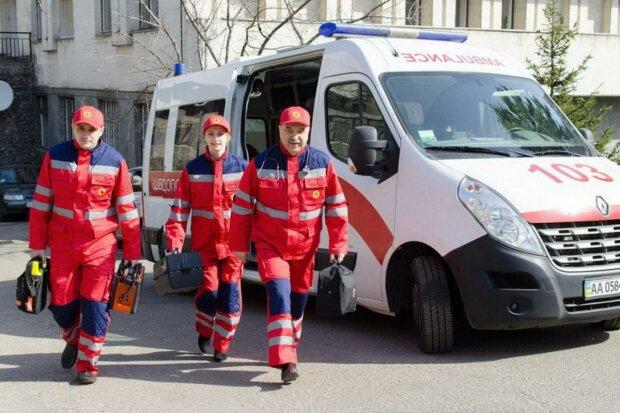 Экстренная медицинская помощь, фото Запорожская ОГА