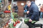 День Достоинства и Свободы: украинцы склонили головы перед героями Майдана и павшей Небесной Сотней, эксклюзивные кадры