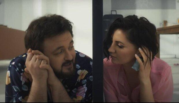 Цибульская и DZIDZIO / скриншот из видео