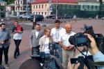 """Юлія Тимошенко, лідерка фракції """"Батьківщина"""""""