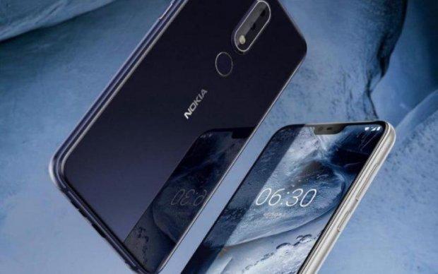 Nokia X6 повторив долю iPhone X