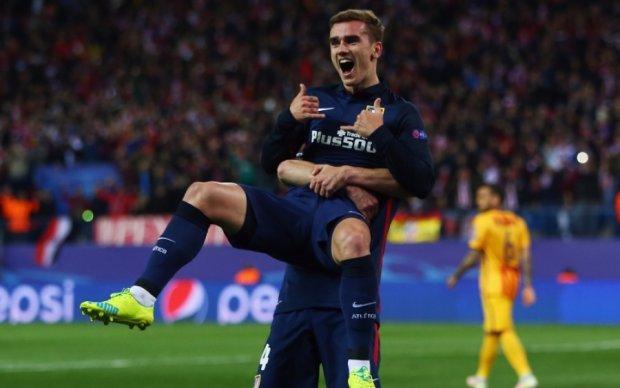 Манчестер Сіті влітку спробує підписати зірку Атлетіко