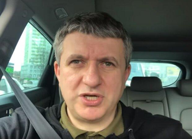 Юрій Романенко, скрін з відео
