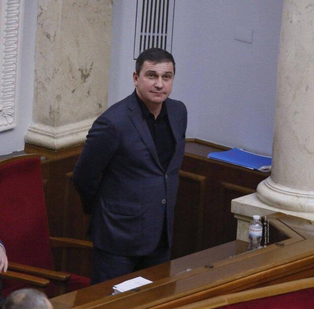 """член ВСК по """"Укрзализныце"""" Константин Бондарев"""