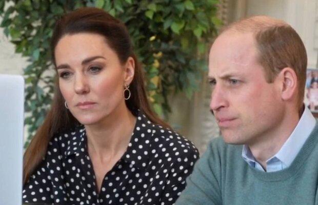 Принц Вільям і Кейт Мідлтон / скріншот з відео