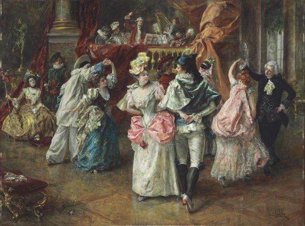 Гарем по-французьки: як з юних наложниць готували коханок для Людовика XV