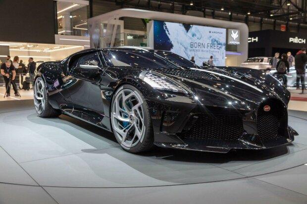 Bugatti La Voiture Noire, wikimedia
