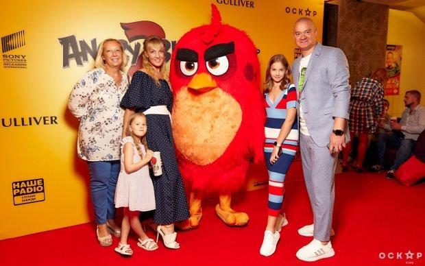 Евгений Кошевой с семьей