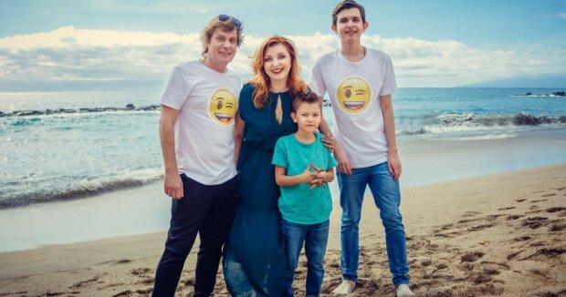 Семья Казаниных, фото Instagram