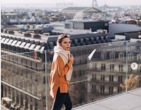 Ирена Карпа призналась, почему сбежала в Париж из Украины: можно спрятаться