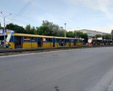 Громадський трансорт у Києві, фото: Київ Вечірній