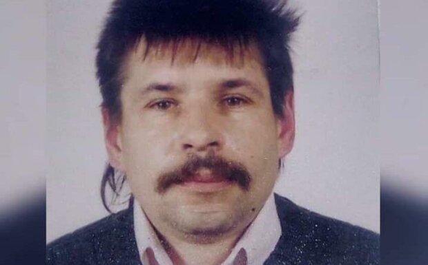 На Тернопільщині зник чоловік зі шрамом на підборідді - схожий на Траволту