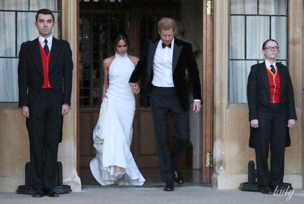 Платье мечты: где купить свадебный наряд Меган Маркл за 45 долларов