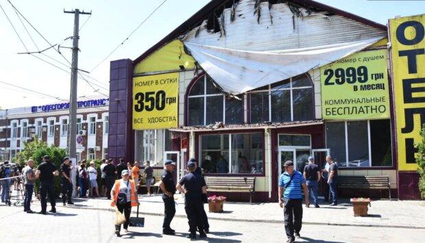 9 погибли, 10 пострадали: Миграционная служба возьмется за иностранцев из сгоревшего одесского отеля
