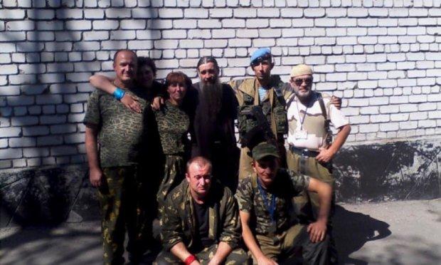 Російський священник став снайпером-терористом