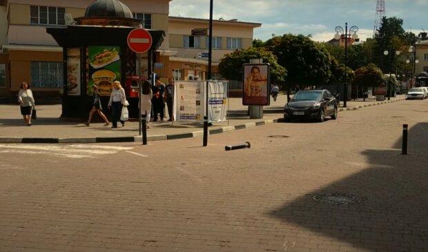 Ивано-Франковск, кадр из видео, изображение иллюстративное: YouTube