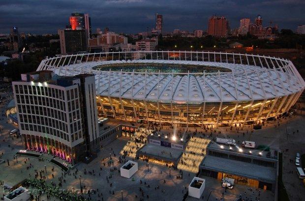 Україна почала боротьбу за проведення Суперкубка УЄФА