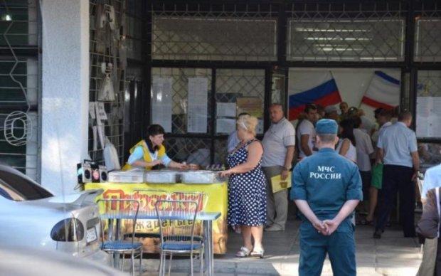 Выборы по-крымски: плакат кандидата насмешил соцсети