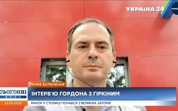 журналіст-розслідувач Bellingcat Христо Грозєв, скрін з відео