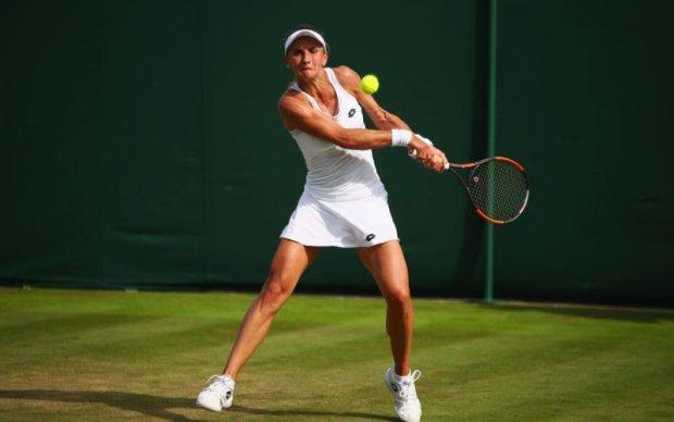 Украинская теннисистка прокомментировала свой успех на Уимблдоне