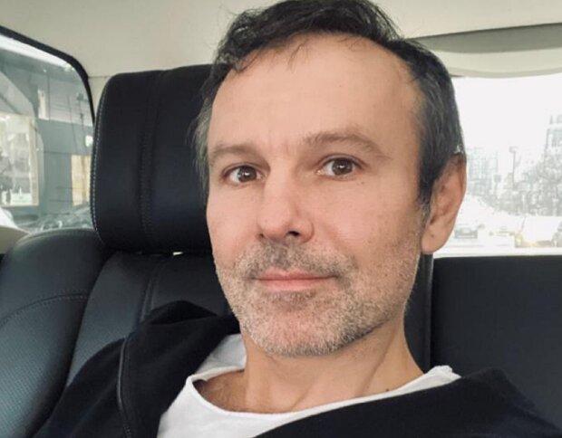 Святослав Вакарчук похвалився спортивною фігурою після розлучення: друга молодість