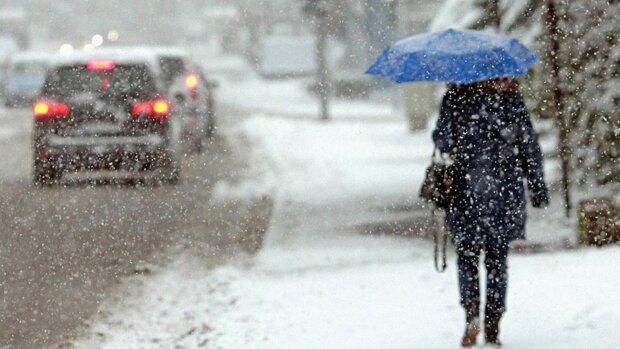 Зима одягне Дніпро у білосніжну  сукню 5 лютого