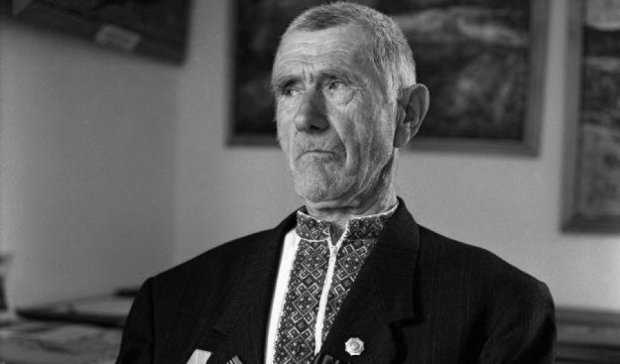 87-летний ветеран УПА рвется воевать на Донбасс