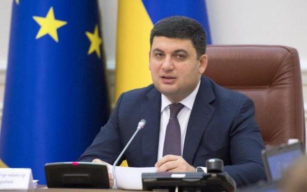 """Гройсман вважає """"перебільшеною"""" головну проблему України. І взагалі у нас все чудово"""
