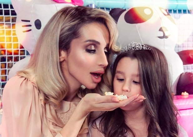 """Лобода показала, как ее поддерживает дочь Ева, очень трогательно: """"Такое солнышко"""""""