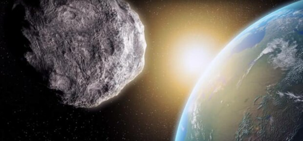 Астероїд, фото: вільне джерело