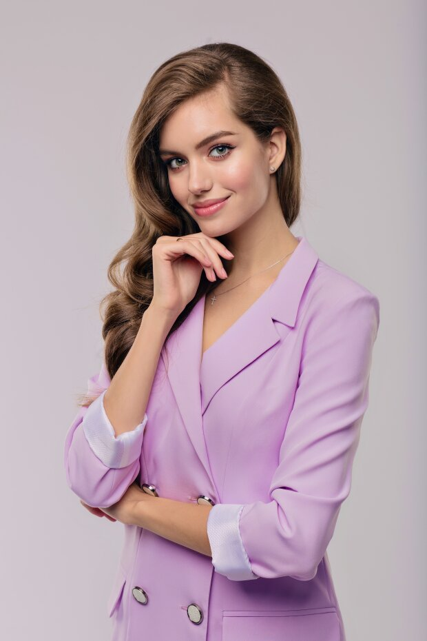 Александра Кучеренко, фото из личного архива Мисс Украина 2016