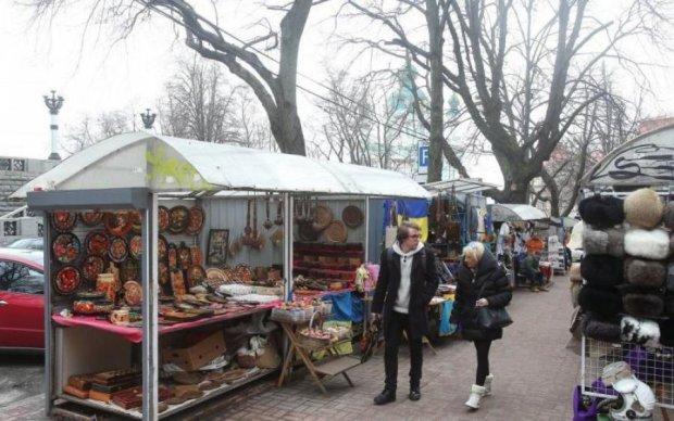 Андреевский спуск в Киеве изменится до неузнаваемости