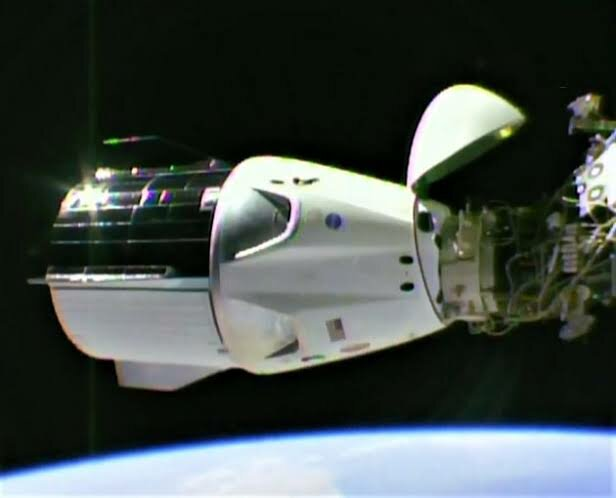 Ракета Маска, фото: youtube