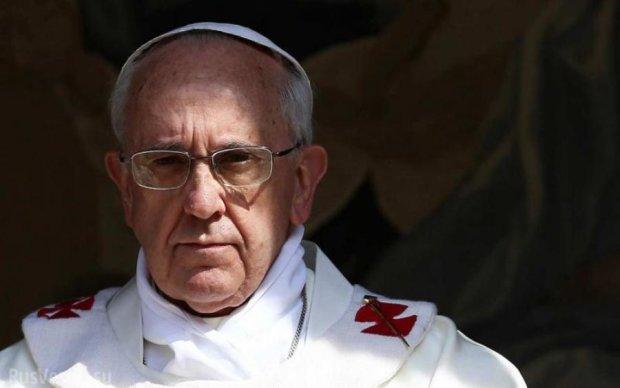 Папа Римський пообіцяв вивести Трампа на чисту воду