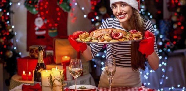 Alimentos para la Navidad católica