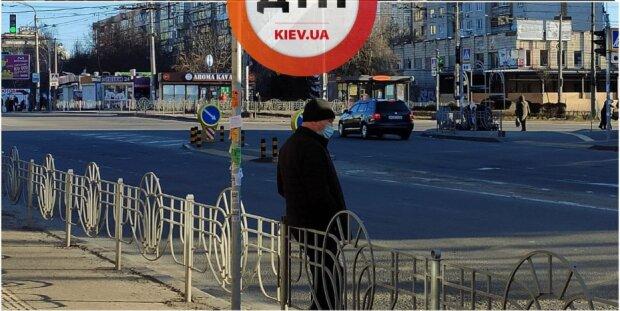"""В Киеве маршрутчик устроил ветерану АТО истерику, пассажиры в ауте: """"Ты ехать можешь?"""""""