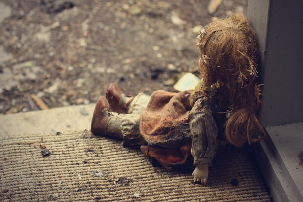 Кукла, фото из открытых источников