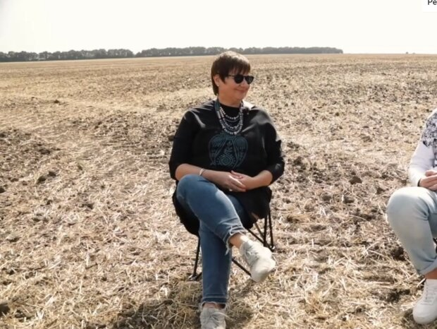 Наталя Діденко, кадр з відео