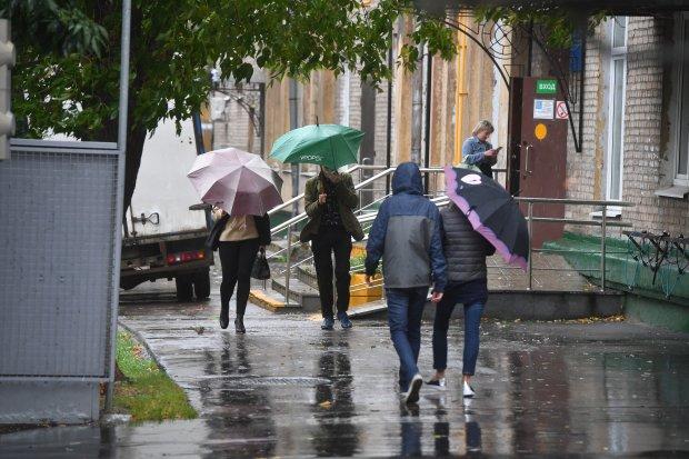 Погода на вихідні: довгоочікувані дощі вдарять по Україні з небувалою силою