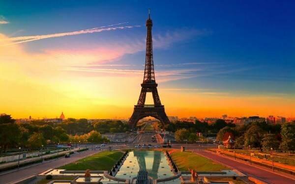 Париж, фото из открытых источников