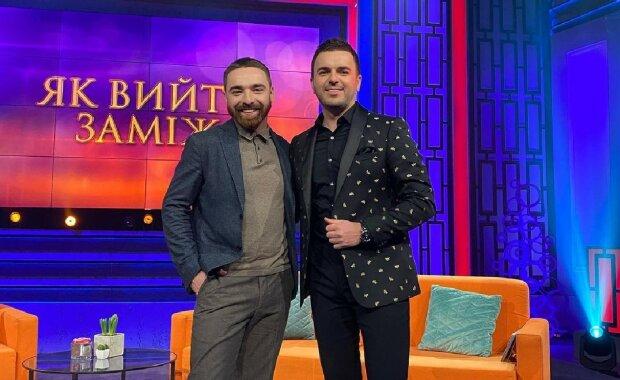 Алексей Тригубенко и Григорий Решетник, фото: Instagram
